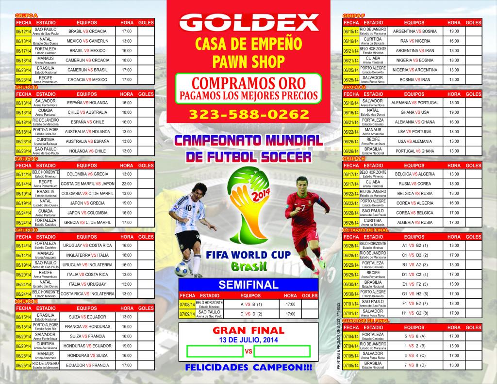 fifa world cup brazil 2014 calendar