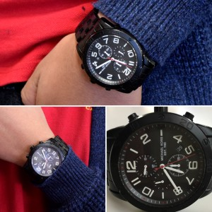 MK Chronograph Watch