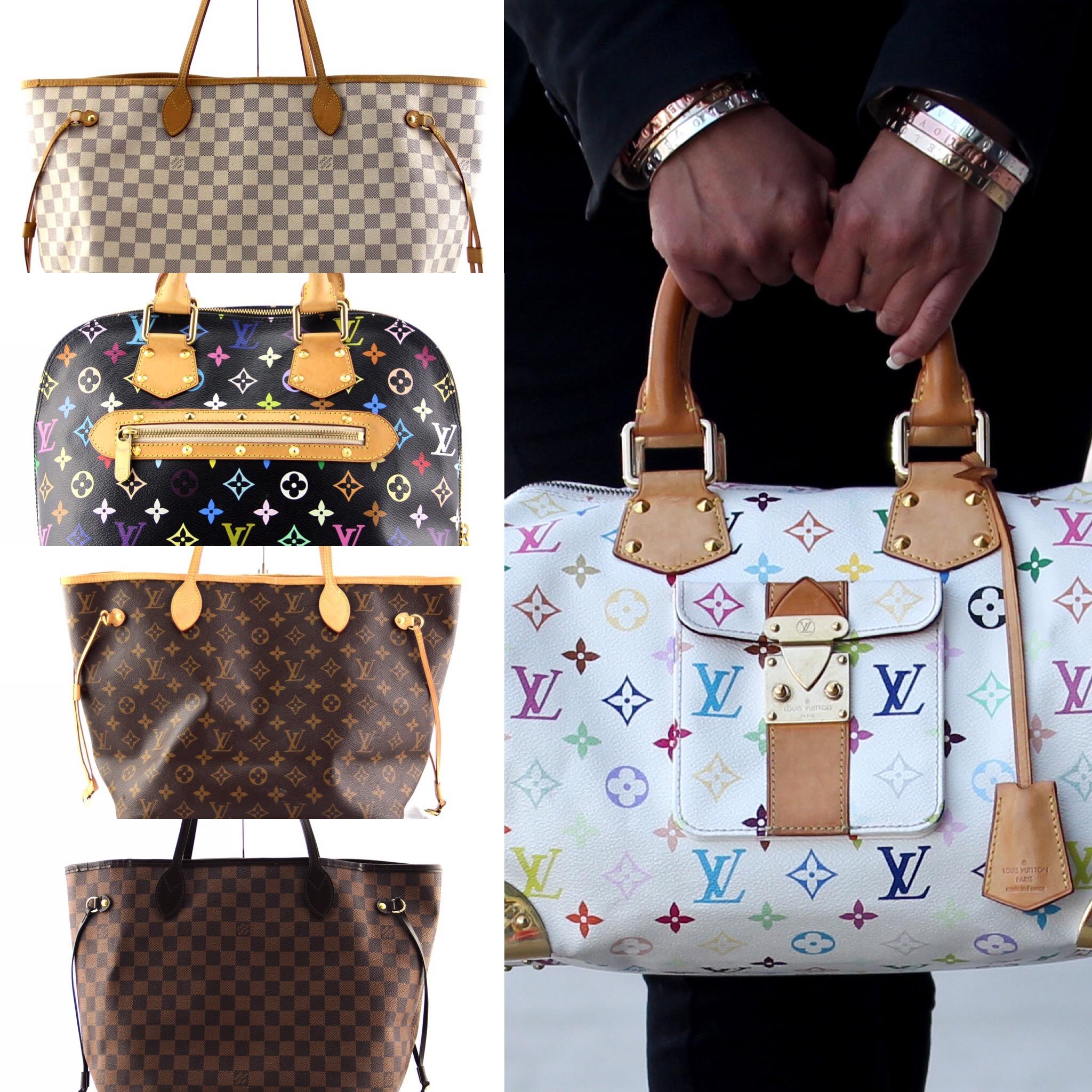 Louis Vuitton Patterns